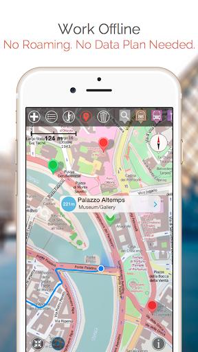 GPSmyCity: Walks in 1K  Cities screenshot 2