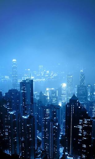 المدينة ليلا للجدران لايف 6 تصوير الشاشة