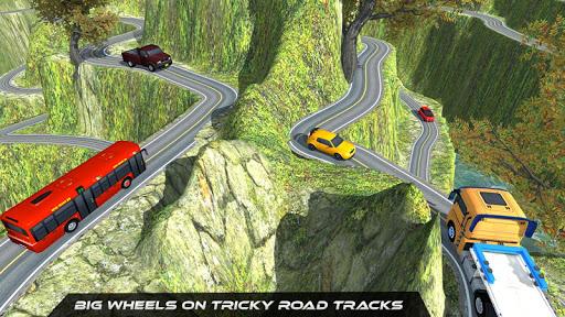 Truck Simulator Transport Driver 3D screenshot 3