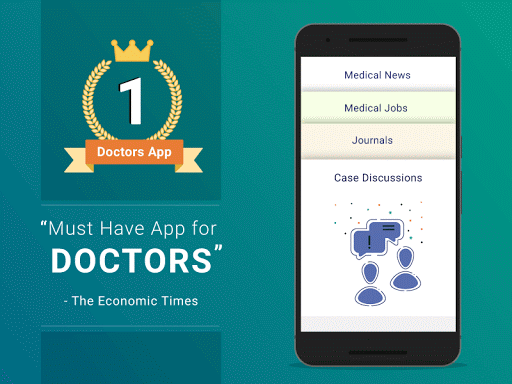 Curofy - Medical Cases, Chat, Appointment screenshot 1