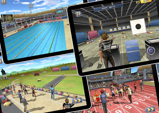 Athletics2: Summer Sports Free screenshot 6
