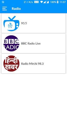 Live TV Radio Stream screenshot 5