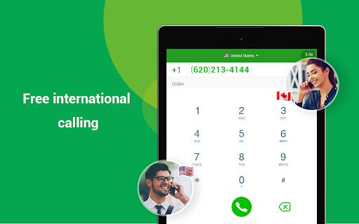 Free Call : Call Free  & Free Text screenshot 10
