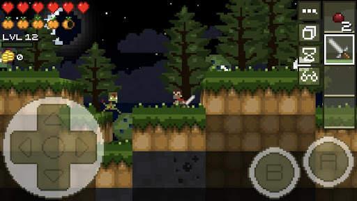 LostMiner: Block Building & Craft Game 4 تصوير الشاشة