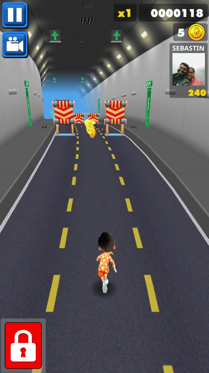 Subway Surf : Run with Friends screenshot 3