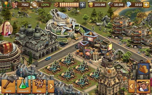 Forge of Empires: Build your City screenshot 16