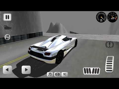 Sport Car Simulator screenshot 1