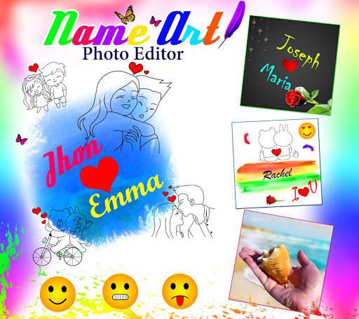 Name Art Photo Editor - 7Arts Focus n Filter 2020 screenshot 11