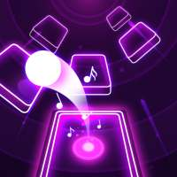 Magic Twist: Twister Music Ball Game on 9Apps