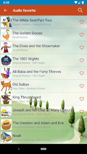 Audio Stories (English Books) screenshot 6