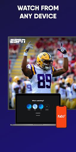 fuboTV: Watch Live Sports, TV Shows, Movies & News screenshot 7