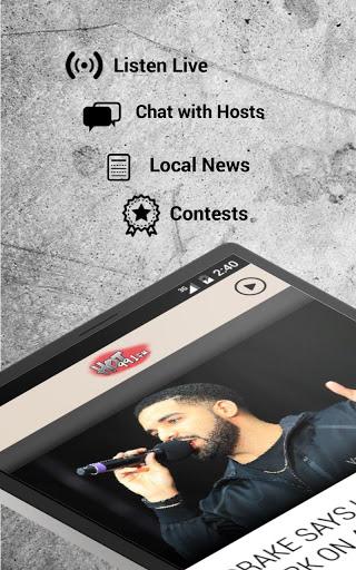 Hot 99.1 - Hip Hop and R&B - Albany (WQBK-HD2) 4 تصوير الشاشة