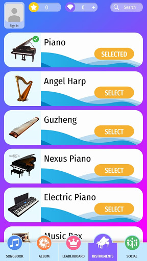 Piano Beat: Tiles Touch 4 تصوير الشاشة
