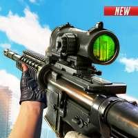 Police Sniper 2020 - Best FPS Shooter : Gun Games on 9Apps