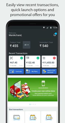 Mswipe Merchant App screenshot 6