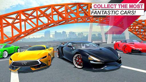Street Nitro Racer- Extreme Car Drive screenshot 5