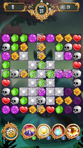 Magic Jewels: New Match 3 Games 6 تصوير الشاشة