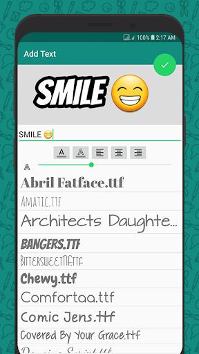 Wemoji - WhatsApp Sticker Maker screenshot 4