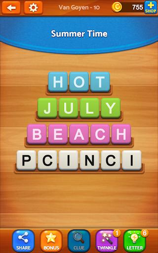 Word Jumble Champion screenshot 2