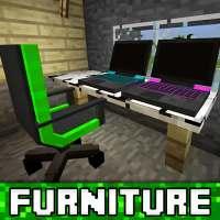Furnitures Mod for MCPE on APKTom
