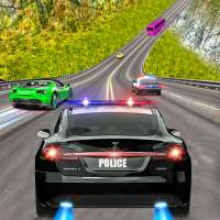 Spooky Police Car Parking Games - Car Games 2020 on 9Apps