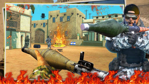 FPS Commando Secret Mission - Free Shooting Games screenshot 3