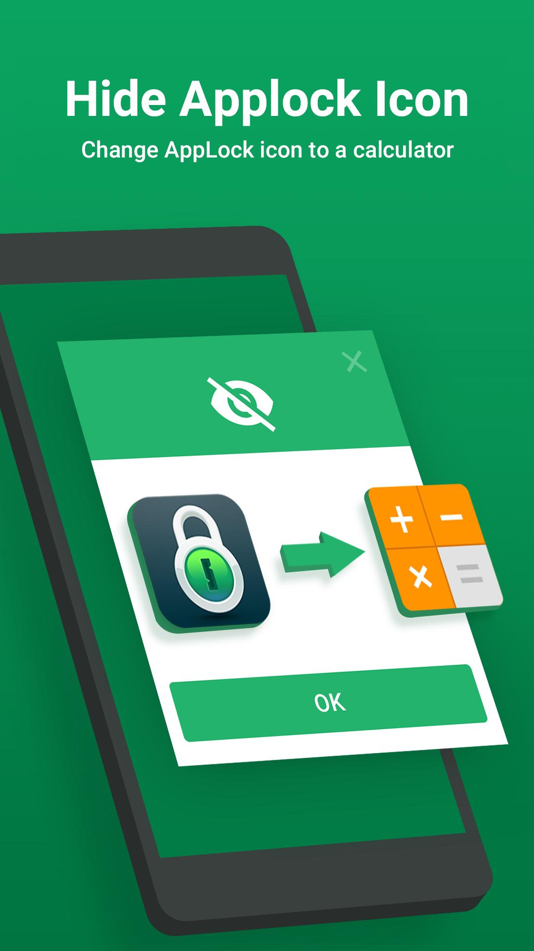 AppLock - Lock Apps, PIN & Pattern Lock screenshot 7