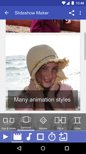 Scoompa Video - Slideshow Maker and Video Editor screenshot 3