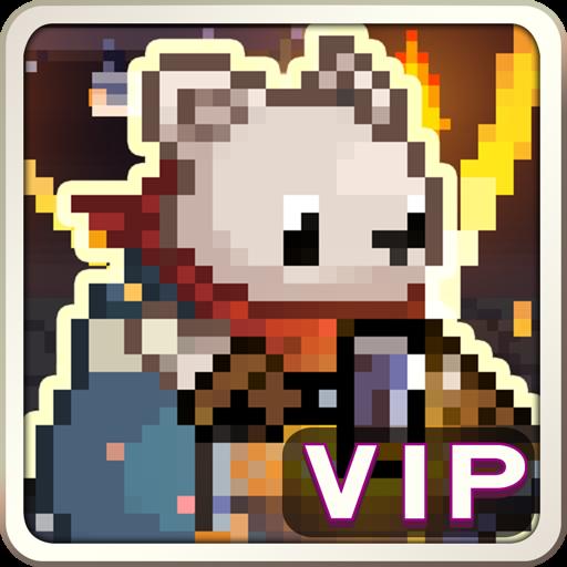 Warriors' Market Mayhem VIP : Offline Retro RPG icon