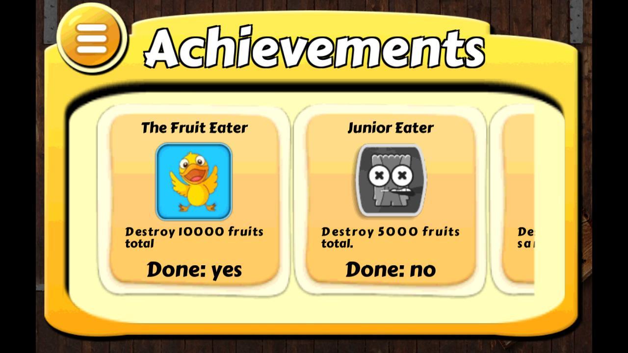 Fruit Kung Fu Cutter screenshot 8