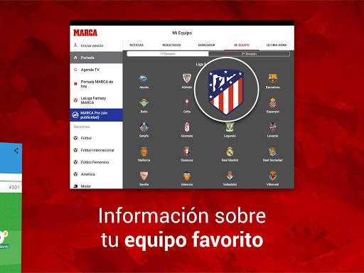 MARCA - Diario Líder Deportivo screenshot 11