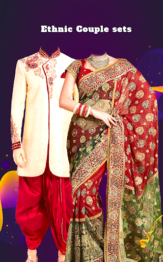 Couple Tradition Photo Suits - Traditional Dresses screenshot 7