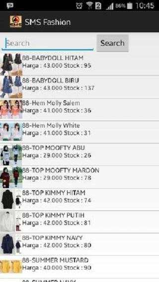 SMS Fashion Tanah Abang screenshot 3