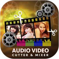 Audio Video Mixer - Video & Music Cutter on 9Apps