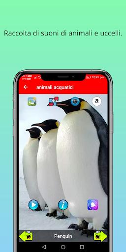 150 suoni animali screenshot 4