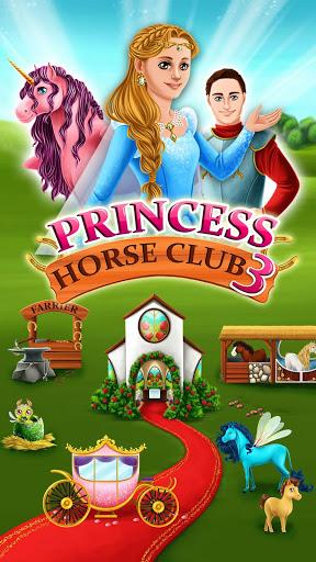 Princess Horse Club 3 - Royal Pony & Unicorn Care screenshot 7