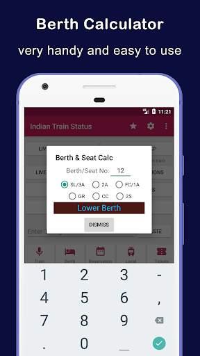 Indian Railway Train Status : Where is my Train screenshot 9