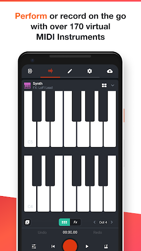 BandLab – Music Recording Studio & Social Network screenshot 2