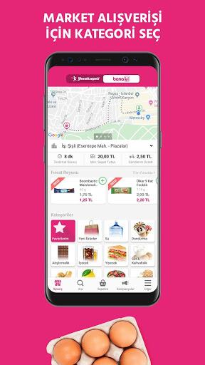 Yemeksepeti - Yemek & Market Siparişi screenshot 3