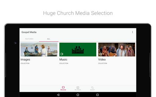 Gospel Media screenshot 7