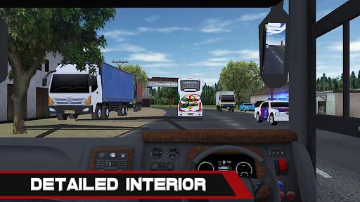 Mobile Bus Simulator screenshot 4