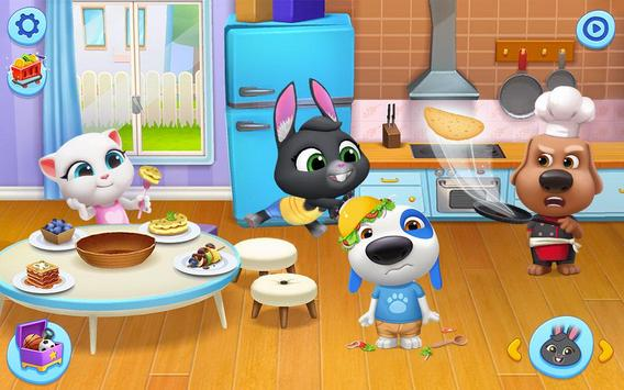 My Talking Tom Friends screenshot 12