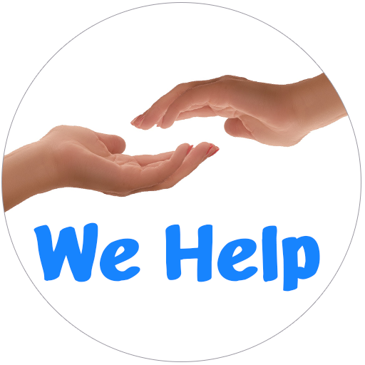 We Help – Community For Needy People أيقونة