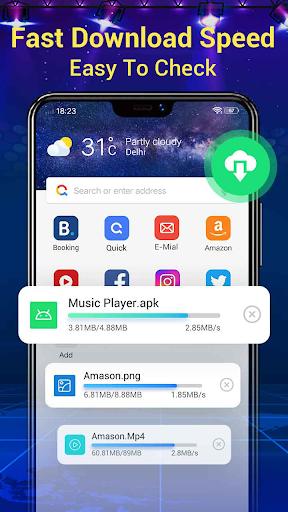 Web Browser & Fast Explorer screenshot 2