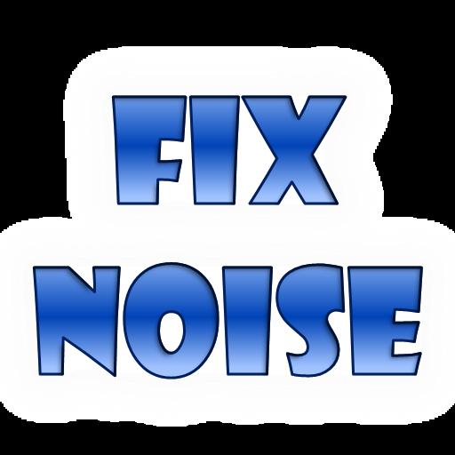 Fix Photo Noise icon