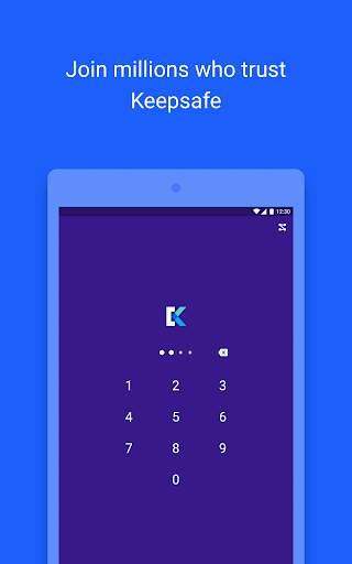 Keepsafe Photo Vault: Hide Private Photos & Videos screenshot 7