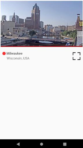 USA Live Cams in HD 4 تصوير الشاشة