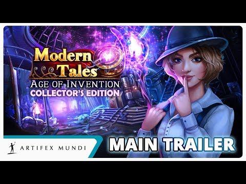 Modern Tales: Age of Invention 1 تصوير الشاشة