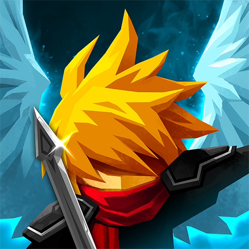 Tap Titans 2: Legends & Mobile Heroes Clicker Game أيقونة