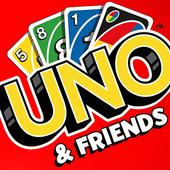 UNO ™ & Friends أيقونة